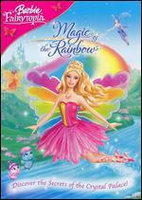 Barbie Fairytopia: Magic Of The Rainbow (dvd)