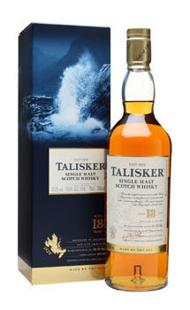 Talisker Scotch Single Malt Storm