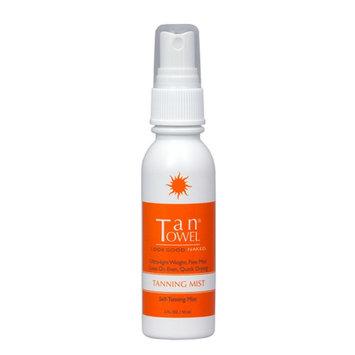 Tantowel Tanning Mist - 2 Oz.