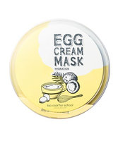 Too Cool For School Egg Cream Mask Hydration Set