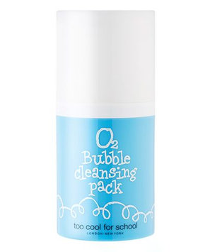 too cool for school O2 Bubble Cleansing