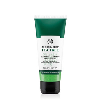 Tea Tree Squeaky-clean Exfoliating Face Scrub