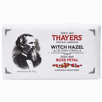 Thayers Witch Hazel Aloe Vera Formula Body Bar Soap