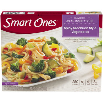Smart Ones Flavorful Asian Inspirations Spicy Szechuan Style Vegetables