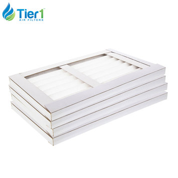 Tier1 3M Filtrete FAPF04 Comparable Replacement 9x13x1 Ultra Slim Air Purifier Filter 4 Pack
