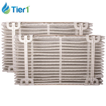 Tier1 410 Air Purifier Comparable Replacement Filter for Aprilaire Models 1410 2410 3410 and 4400 2 Pack