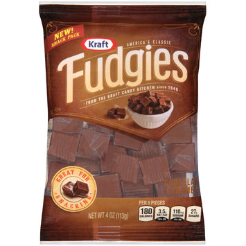 Kraft Fudgies Snack Bags