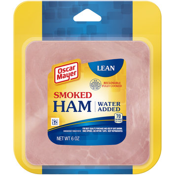 Oscar Mayer Smoked Cooked Ham