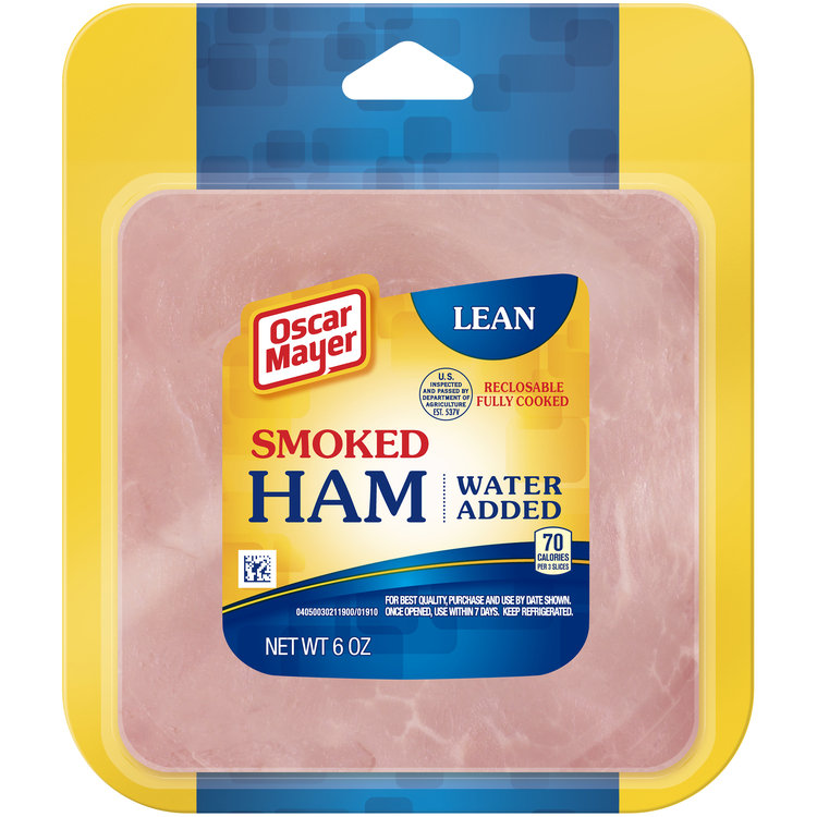 Oscar Mayer Smoked Cooked Ham