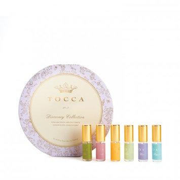 Tocca Beauty Pocket-Friendly Fragrance Discovery Set