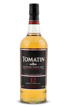 Tomatin Scotch Single Malt 12 Year