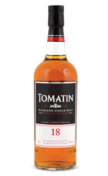 Tomatin Scotch Single Malt 18 Year
