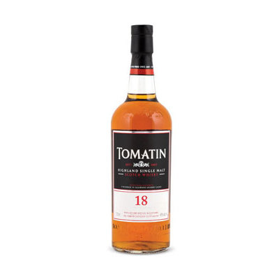 Tomatin Scotch Single Malt 18 Year