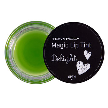 TONYMOLY Delight Magic Lip Tint - Green Apple