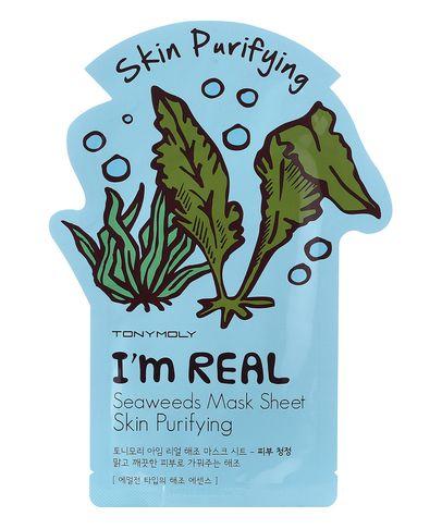Tonymoly I'm Real Mask - Seaweed