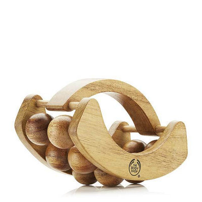 THE BODY SHOP® Wooden Total Body Massager