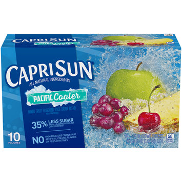 Capri Sun Pacific Cooler Ready-to-Drink Soft Drink