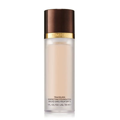 Tom Ford Traceless Perfecting Foundation Spf 15 - 0.5 Porcelain