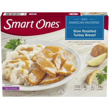 Smart Ones Tasty American Favorites Slow Roasted Turkey Breast
