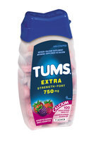 Tums Extra Strength, Assorted Berries - 750 mg, 100 Chewables