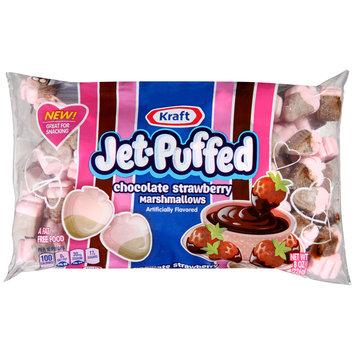 Kraft Jet-Puffed Chocolate Strawberry Marshmallows