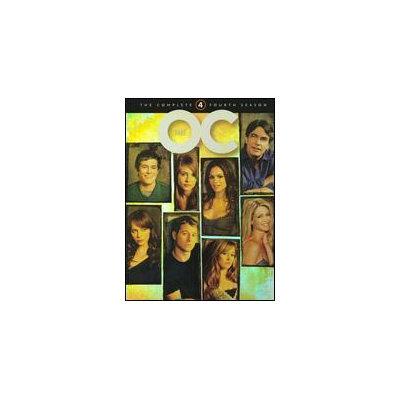 O.C.: The Complete Fourth Season [5 Discs] (used)