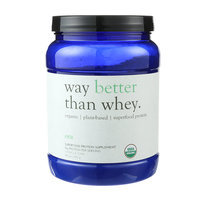 Ora Organic Protein Powder - Whey free, Raw, Non-gmo, Dairy-free, Soy-free, Gluten-free, Plant-based
