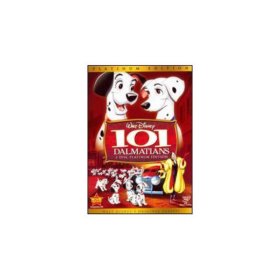 101 Dalmatians [Platinum Edition] [2 Discs] (used)