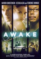 Inet Video N010116632 Awake DVD Crime Genre