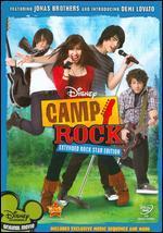 Camp Rock [extended Rock Star Edition] [dvd] (buena Vista Home Video)