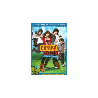 Camp Rock [extended Rock Star Edition] [dvd] (buena Vista Home Video)