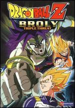Dragonball Z: Broly Triple Threat