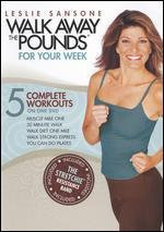 LESLIE SANSONE: WALK AWAY THE POUNDS-FOR YOUR WE