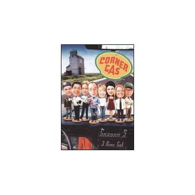 Corner Gas: Season 5 (3 Disc) (dvd)