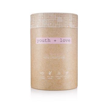 Youth And Love Strawberry Marine Collagen Powder