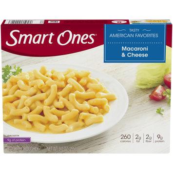 Smart Ones Tasty American Favorites Macaroni & Cheese