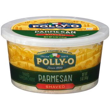 Polly-O Parmesan Shaved Cheese