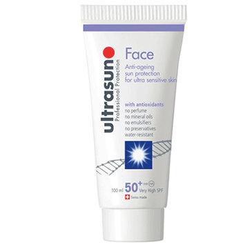 Ultrasun Professional Protection Sun Lotion SPF 50+ (100ml)