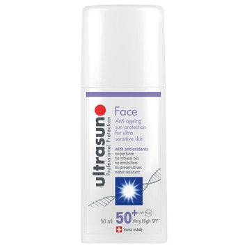 Ultrasun 50+ SPF Face Spray (50ml)