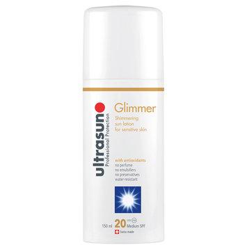 Ultrasun Glimmer Spf20 - Sensitive Formula (150ml)