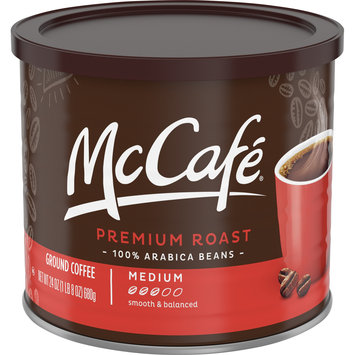 McCafe Premium Roast Ground Coffee