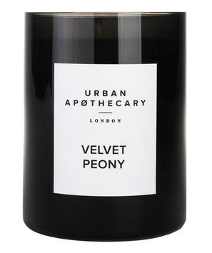 Urban Apothecary London - Velvet Peony Scented Candle