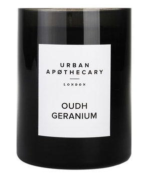 Urban Apothecary London - Oudh Geranium Scented Candle