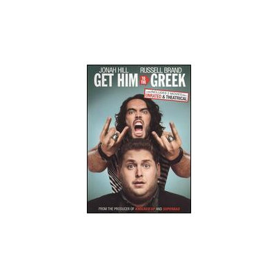 Universal Get Him To The Greek [dvd] [eng Sdh/span/fren/r/not Rated]