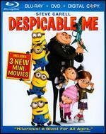 Despicable Me [3 Discs] [Blu-ray/DVD](Blu-ray) (used)