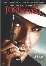 Sony Pictures Justified-season 2 [dvd/3 Discs/dol Dig 5.1/1.78/french-parisian]