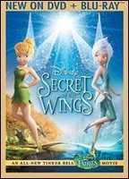 Secret of the Wings (2 Discs) (DVD/Blu-ray) (Widescreen)