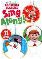 The Original Television Christmas Classics Sing-along (dvd)