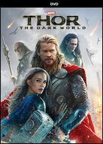 Thor: The Dark World DVD