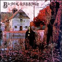 Black Sabbath - Black Sabbath (1st LP)